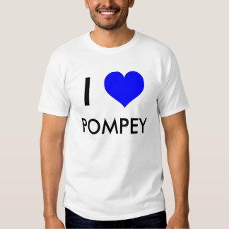 I Love Pompey T-Shirt