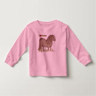 I Love Ponies Toddler T-shirt