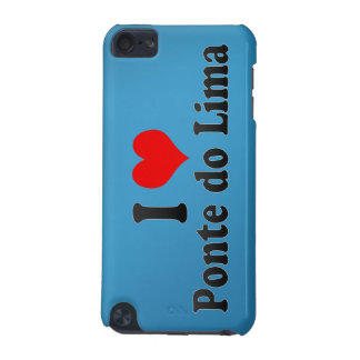 I Love Ponte do Lima, Portugal iPod Touch (5th Generation) Cover