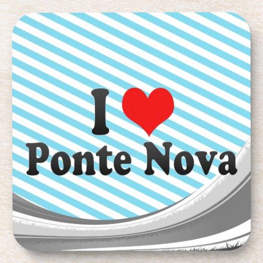 I Love Ponte Nova, Brazil Coaster
