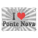 I Love Ponte Nova, Brazil iPad Mini Case
