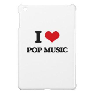 I Love Pop Music Cover For The iPad Mini
