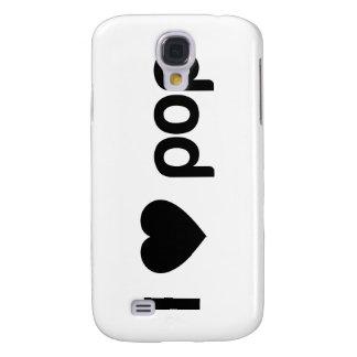 I Love Pop Samsung Galaxy S4 Cover