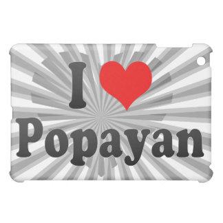 I Love Popayan, Colombia iPad Mini Cases