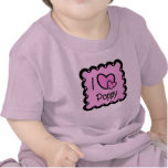 I Love Poppy Cute T-Shirt