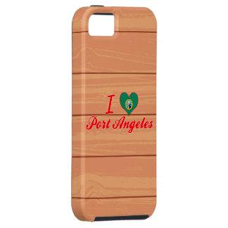 I Love Port Angeles, Washington iPhone 5 Case