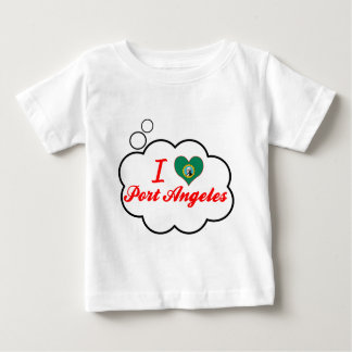 I Love Port Angeles, Washington T-shirt