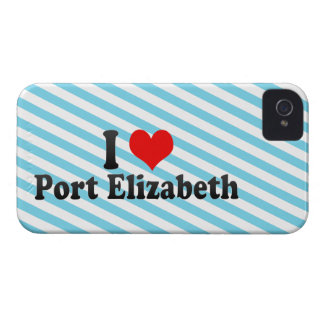 I Love Port Elizabeth, South Africa iPhone 4 Cases