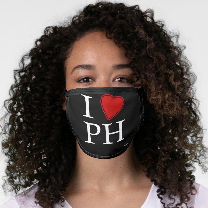 I Love Port Harcourt Face Mask