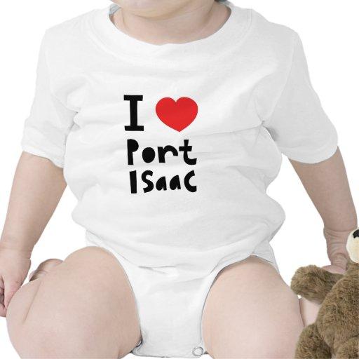 I love Port Isaac Tees