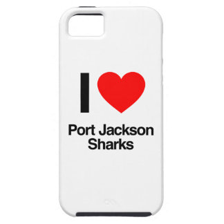 i love port jackson sharks iPhone 5 cover