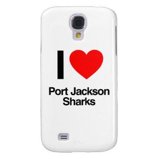 i love port jackson sharks galaxy s4 covers