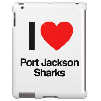i love port jackson sharks
