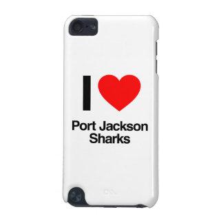i love port jackson sharks iPod touch 5G cases