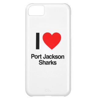 i love port jackson sharks iPhone 5C case