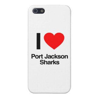 i love port jackson sharks iPhone 5 covers