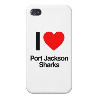 i love port jackson sharks iPhone 4/4S covers
