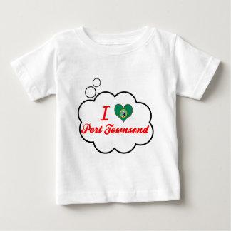 I Love Port Townsend, Washington Shirts
