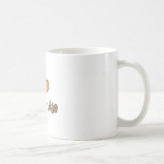 I Love Porter Ale Coffee Mug