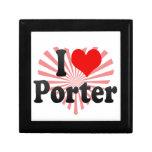 I love Porter Jewelry Box