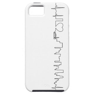 I love Portland in an extraordinary ecg style iPhone SE/5/5s Case
