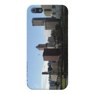 I Love Portland Oregon Cityscape iPhone 4 Case