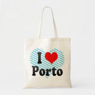 I Love Porto, Portugal. Eu Amo Porto, Portugal Bag