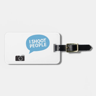I Love Portrait Photography Tags For Luggage