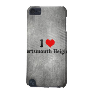 I Love Portsmouth Heights, United States iPod Touch 5G Cover