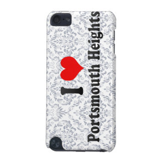 I Love Portsmouth Heights, United States iPod Touch (5th Generation) Cover