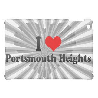 I Love Portsmouth Heights, United States iPad Mini Cases