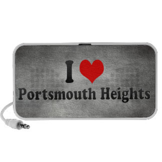 I Love Portsmouth Heights, United States Mp3 Speakers