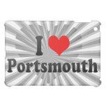 I Love Portsmouth, United Kingdom Case For The iPad Mini