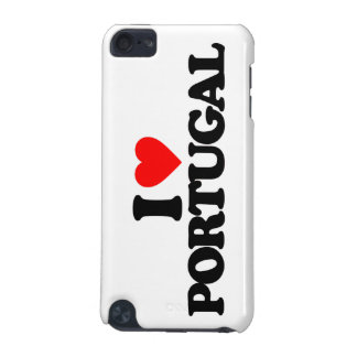 I LOVE PORTUGAL iPod TOUCH (5TH GENERATION) COVER