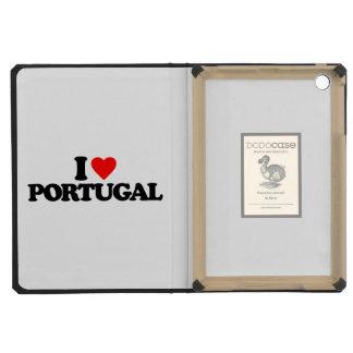 I LOVE PORTUGAL iPad MINI RETINA COVERS