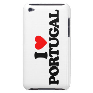 I LOVE PORTUGAL iPod TOUCH CASE