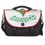 I love Portugal Laptop Messenger Bag