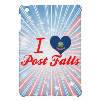 I Love Post Falls, Idaho iPad Mini Case