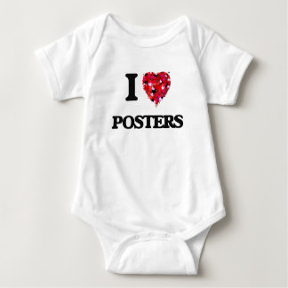 I Love Posters Tees