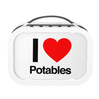 i love potables yubo lunchbox