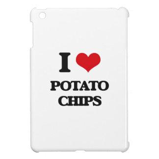 I Love Potato Chips iPad Mini Case