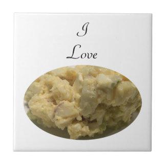 I Love Potato Salad Tile