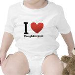 I Love Poughkeepsie Tee Shirts
