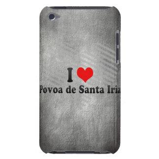 I Love Povoa de Santa Iria, Portugal Barely There iPod Cases