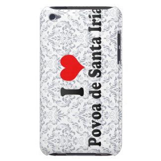 I Love Povoa de Santa Iria, Portugal iPod Touch Case-Mate Case