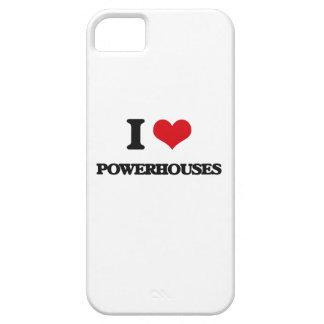 I Love Powerhouses iPhone 5 Cases