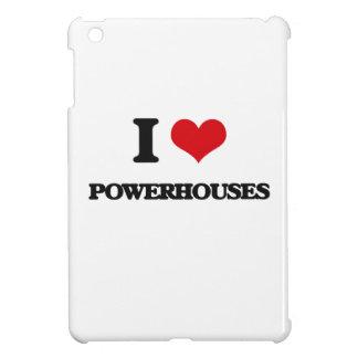 I Love Powerhouses iPad Mini Cases