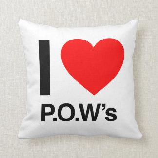 i love pow's pillows