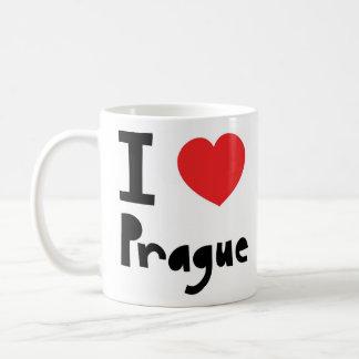 I love Prague Coffee Mug