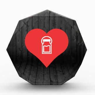 I Love Preserving Food Cool Icon Award